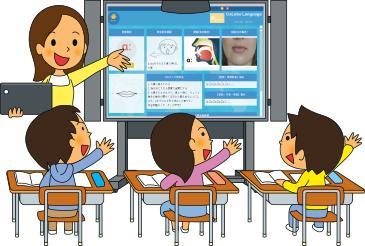 CaLabo® Language 画面