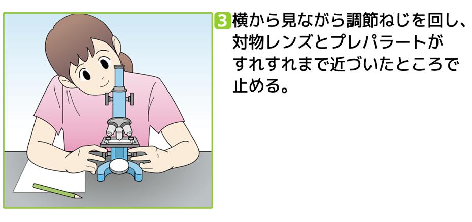 実験器具の安全な使い方の指導